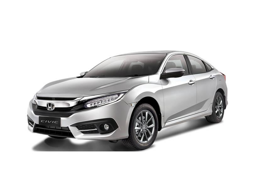 Honda Civic for rent to Murree