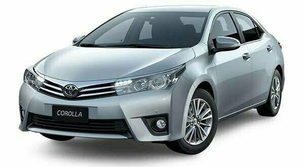 Toyota Corolla XLI 2017 for rent in 2020