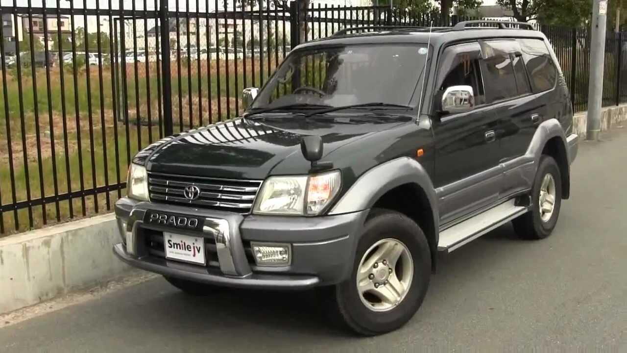 Toyota prado for rent